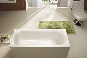 Łazienka w zieleni – ten kolor ożywi wnętrze