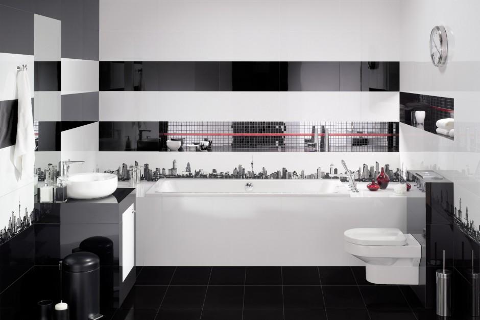 Płytki do małej łazienki. Postaw na piękny i trwały gres