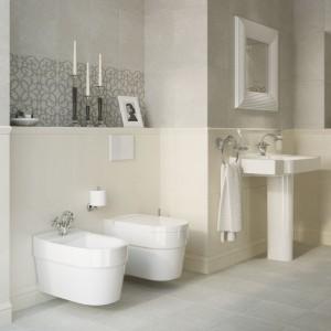 Szare płytki do łazienki – 12 najpiękniejszych serii