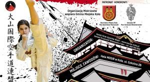 Sanitec Koło sponsorem Mistrzostw Polski w karate