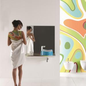 Łazienka w kolorach wiosny. 15 pomysłów na aranżację