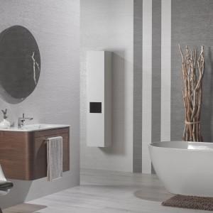 Biel wciąż najpopularniejsza w łazience