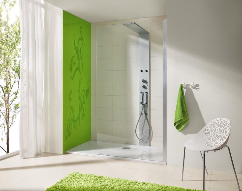 Zielony w łazience - tak ożywisz wnętrze