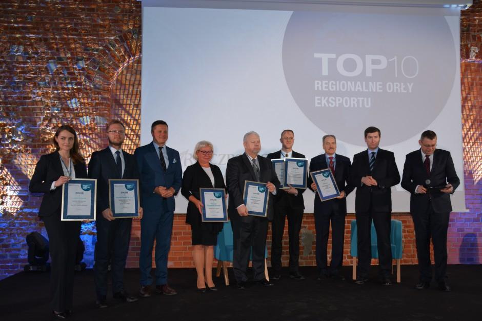 """Grupa Paradyż nagrodzona w konkursie """"Orły Eksportu"""""""