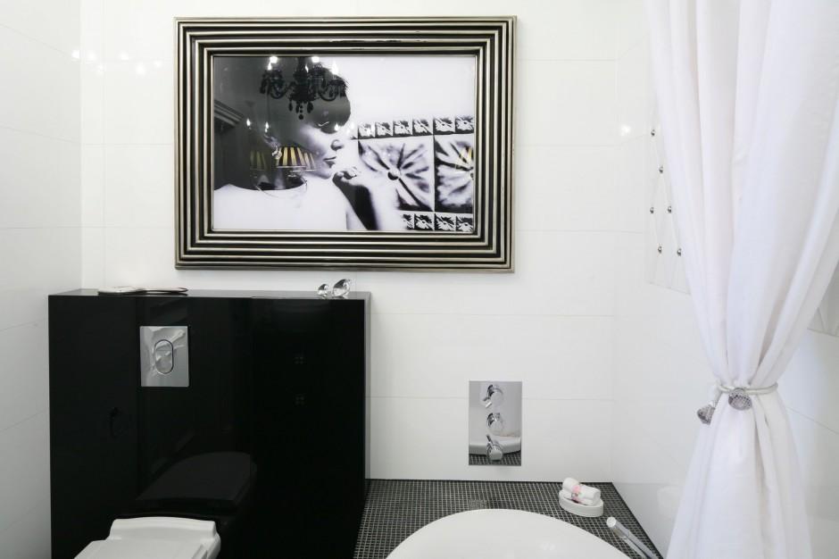 Białe łazienki – zobacz pomysły polskich projektantów
