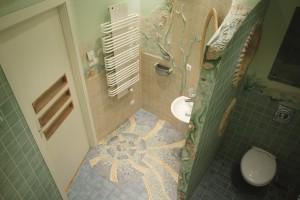 Łazienki sprzed 10 lat. Zobacz co było wtedy modne!