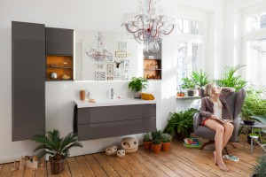 Najpiękniejsze meble do łazienki – nowości  z targów ISH 2015