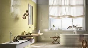 Płytki w kolorach wiosny – tak ożywisz łazienkę