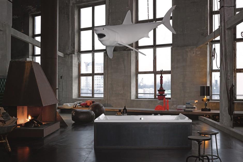 Zobacz nową kolekcję Philippe Starcka do łazienek