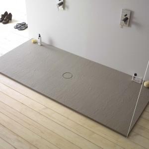 Trendy ISH 2015: Chropowate i pikowane powierzchnie w łazienkach