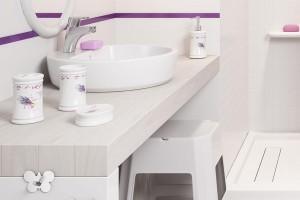 Radzimy Kolorowa łazienka Dodatki I Akcesoria Ożywią