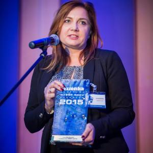 Znamy laureatów konkursu Łazienka - Wybór Roku 2015