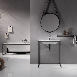 Szare łazienki – zobacz najpiękniejsze aranżacje