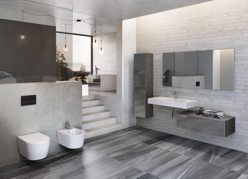 Radzimy Szare łazienki Zobacz Najpiękniejsze Aranżacje