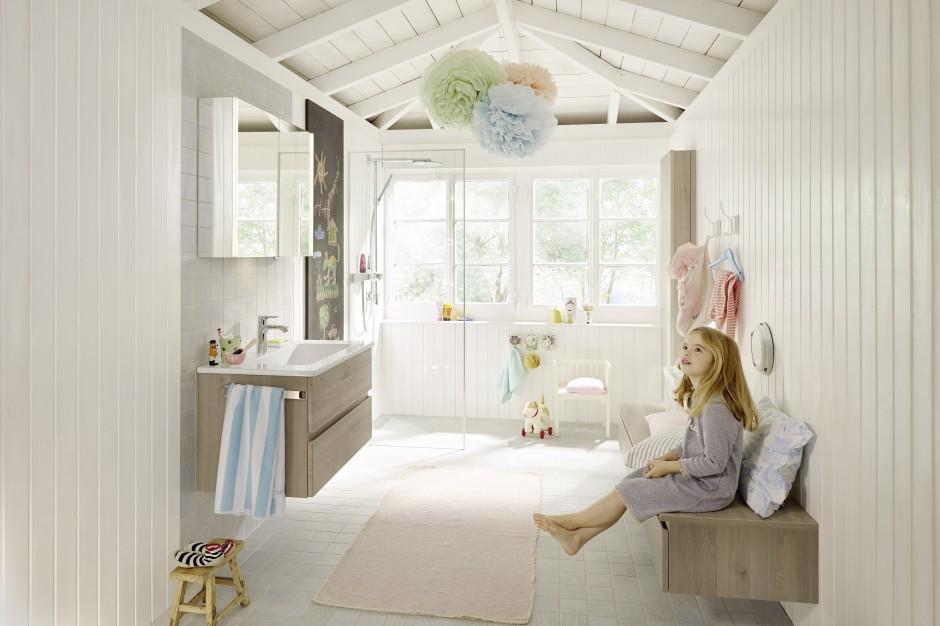 Biała łazienka – tak ją urządzisz w stylu skandynawskim