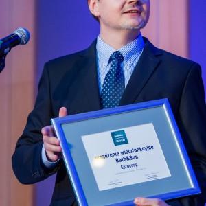 """Nagrody """"Łazienka - Wybór Roku 2015"""" rozdane! Fotorelacja z Gali"""