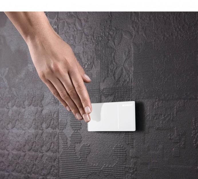 produkty trzy przyciski zdalnego sterowania geberit. Black Bedroom Furniture Sets. Home Design Ideas