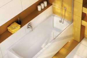 Wielkanocne inspiracje: 15 łazienek w kolorach wiosny