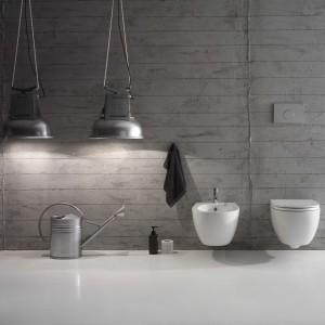 12 modnych łazienek w stylu loft