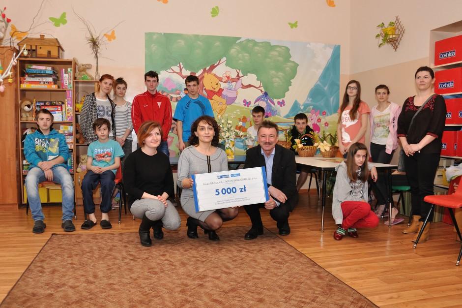 Grupa PSB licytuje na rzecz domów dziecka