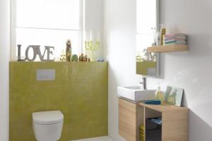 Bardzo mała łazienka – modne pomysły na urządzanie