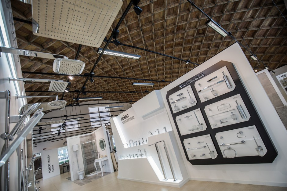Porcelanosa otworzyła nowy showroom w Rzymie