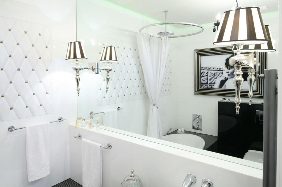 Oświetlenie w łazience – najmodniejsze pomysły z polskich domów