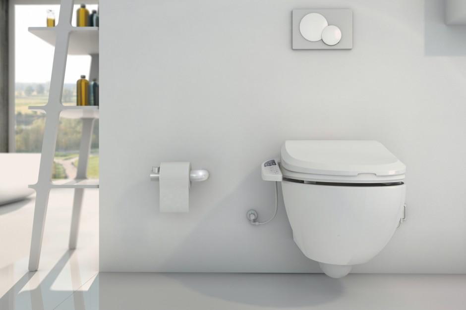 Trendy ISH 2015: Mycie i suszenie w pakiecie, czyli ofensywa desek i toalet myjących