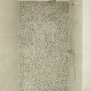 Remont łazienki: pomysły na ścianę za prysznicem