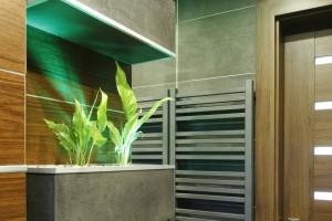 Płytki jak beton – tak prezentują się w łazienkach