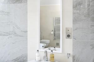 Elegacka łazienka w stylu klasycznym – pokazowy projekt