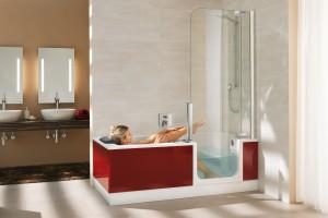 Wanno-kabiny do małych łazienek. Zobacz co nowego na rynku