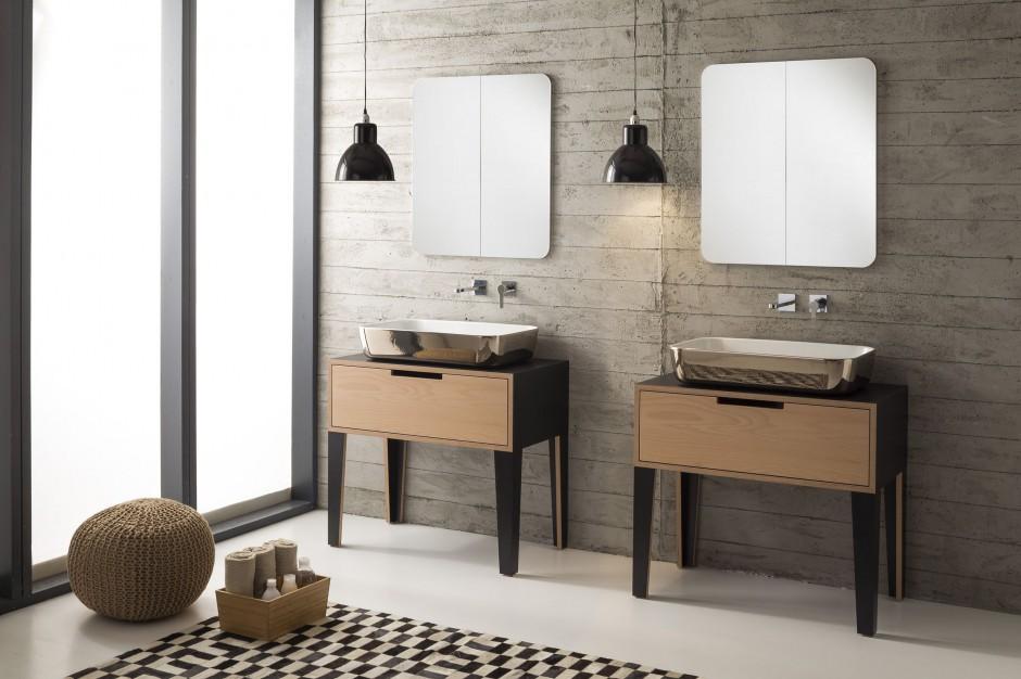 Szare łazienki – najmodniejsze pomysły na aranżację