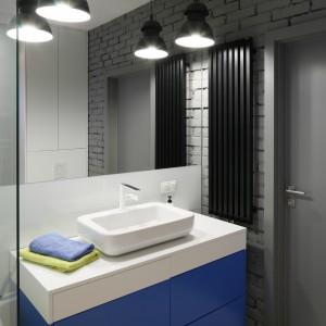 Łazienka w stylu loft: najmodniejsze polskie wnętrza