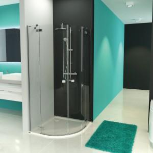 Kabiny prysznicowe – zobacz nowe modele do narożnika