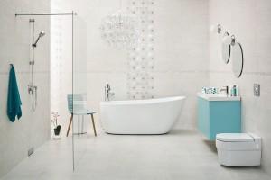 Białe płytki – najpiękniejsze kolekcje do łazienki
