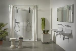 Modna łazienka – tak ją urządzisz w stylu lat 50-tych