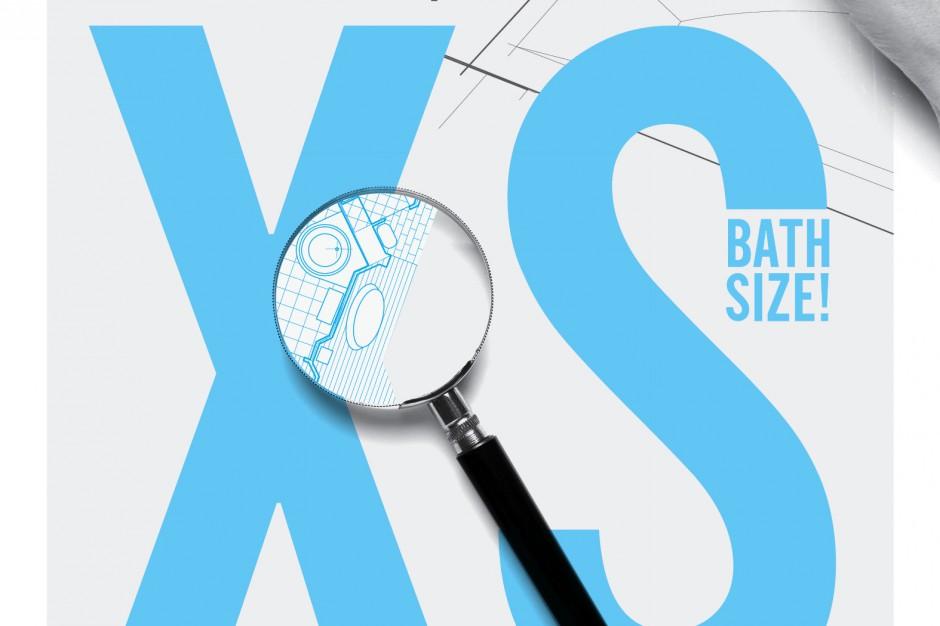 Konkurs Kludi - zaprojektuj łazienkę w rozmiarze XS i wygraj 8 tys. złotych