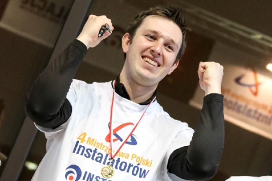 Dariusz Piotrowski, Mistrz Polski Instalatorów 2014, zdradza jak wygrać zawody