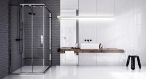Nowoczesny prysznic: 12 modnych rozwiązań