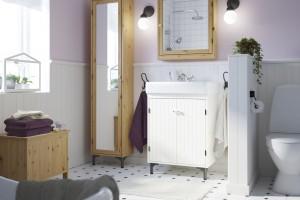 Szafka z umywalką – wybierz gotowy zestaw do łazienki