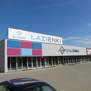 """Salonika, Lublin - zdobywca tytułu """"Łazienka - Salon Roku 2015"""" w województwie lubelskim"""