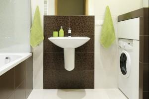 Zabudowa pralki – 12 najlepszych pomysłów architektów