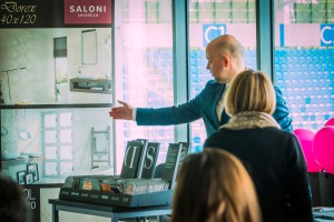 Świeże trendy w łazience i kuchni - zaprezentowaliśmy je podczas Studia Dobrych Rozwiązań w Lublinie