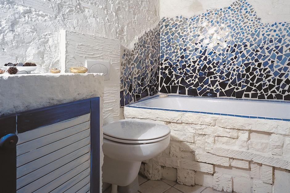 Inspirujemy łazienka W Morskim Klimacie Pomysł Na Tani