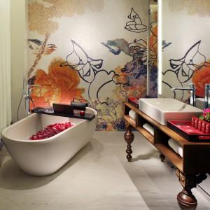 Bajkowy świat spod ręki Marcela Wandersa - zobacz hotel Mira Moon w Hongkongu