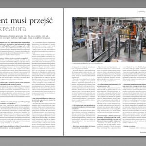 """Numer 2/2015 magazynu """"Łazienka"""" już w sprzedaży! Z dodatkiem w postaci katalogu konkursowego"""
