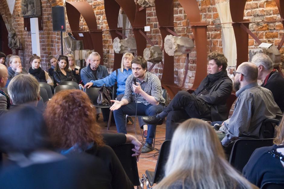 Wrocław ma za mało toalet publicznych - architekci i aktywiści dyskutują o przestrzeni miejskiej