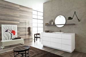 Białe meble – najmodniejsze kolekcje do łazienki