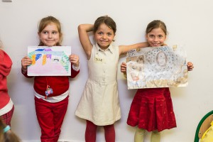Sześciolatki nadal projektują! Kolejna szkolna łazienka zostanie wyremontowana w Krakowie